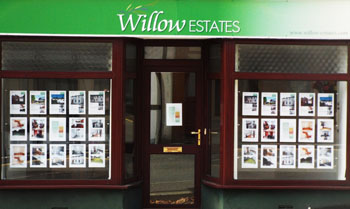 Willow Estates - houses for sale in Llanelli
